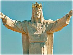 My Jesus, Defender, Redeemer, My King. <3