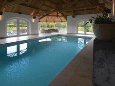 Indoor swimming pool by vsb wellness iginio woonhuis