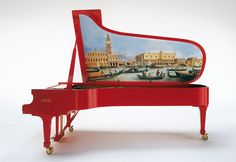 this red piano amaze me http://adjustablepianobench.net