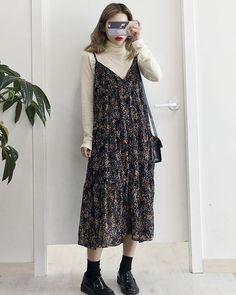 Modest Fashion, Hijab Fashion, Korean Fashion, Fashion Outfits, Long Skirt Fashion, Long Skirt Outfits, Muslim Fashion, Korean Outfits, Mode Outfits