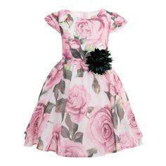 Explore our #online #store and have a look at this #Girls #Rose #flower #dress, which is stunningly crafted to enhance the look of little princess! Get one for your doll now! Rose Dress, Flower Dresses, Made Clothing, Summer Dresses, Formal Dresses, Little Princess, Dress Making, Latest Trends
