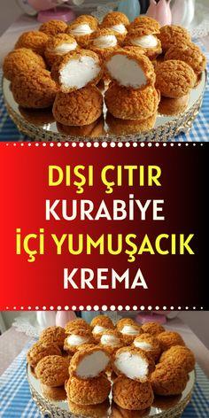 Köstliche Desserts, Homemade Desserts, Delicious Desserts, Dessert Recipes, Yummy Food, Holiday Meme, Turkish Recipes, Easy Snacks, Food Design