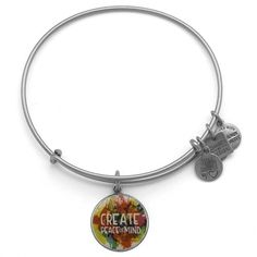 Alex and Ani Peace Of Mind Charm Bangle in Rafaelian Silver Finish, CBD14POMRS Alex and Ani http://www.amazon.com/dp/B00KEKFAUG/ref=cm_sw_r_pi_dp_WhKKtb095CQKCTS2