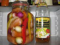 Pickles, Cucumber, Food, Self, Eten, Pickle, Pickling, Cauliflower, Meals