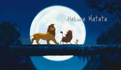 It means no worries for the rest of your days, its our problem freeee philosphy. Hakuna Matata!
