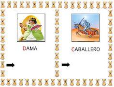 ESOS LOCOS BAJITOS DE INFANTIL: LIBRO LOS CASTILLOS (VOCABULARIO) Messages, Activities, Frame, Knights, Castles, Chocolate, Ideas, Texts, Activities For Kids