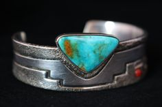LEROY BEGAY Leroy Begay, of Pinon, Arizona, is an award-winning Navajo gold and silversmith. Begay employs a technique called fabrication, in which he hammers, cuts, and solders silver and 14k gold sh