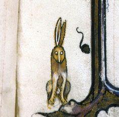 Vincent of Beauvais, Speculum historiale, France ca. 1346 (Lyon, Bibliothèque municipale, ms. 182, fol. 1r)
