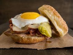 Cubano Breakfast Sandwich | www.kitchenconfidante.com | Because a Cubano sandwich is better with an egg on it.