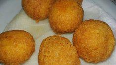 Σπιτικές μπαλίτσες σαγανάκι για κατάψυξη χωρίς πανάρισμα Muffin, Breakfast, Food, Morning Coffee, Essen, Muffins, Meals, Cupcakes, Yemek