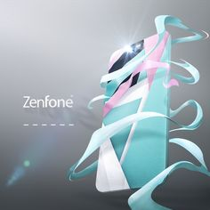 Illuminate the beauty that's in You through the front camera of the ZenFone _ _ _ _ _ _ #Computex15 #ZenFone #Zensation