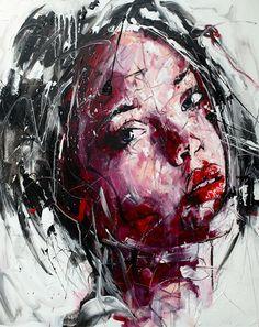 Peintures Lucile Callegari - 2014