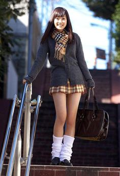 """""""/cgl/ - Cosplay & EGL"""" is imageboard for the discussion of cosplay, elegant gothic lolita (EGL), and anime conventions. School Uniform Fashion, Japanese School Uniform, School Girl Outfit, School Uniform Girls, School Uniforms, School Girl Japan, Japan Girl, Red H, Girls In Mini Skirts"""