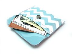 Chevron Print Card Holder Snap Wallet on Etsy, $10.00 Shop ~ Host ~ Join | Michelle Velencia Deslauriers, Origami Owl Independent Designer & Team Leader #17341 | acharmedstory.com