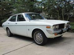 1972 Toyota Corona MK2