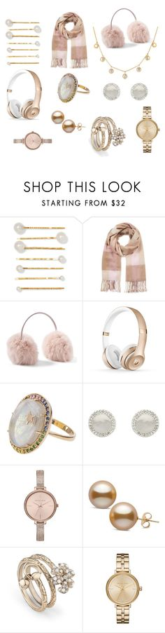 """#PolyPresents: Wish List"" by clementineboo ❤ liked on Polyvore featuring Jennifer Behr, Miss Selfridge, Andrea Fohrman, Melissa Odabash, Michael Kors, Gucci, contestentry and polyPresents"