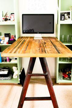 kitchen table by Philipp Wiedemann