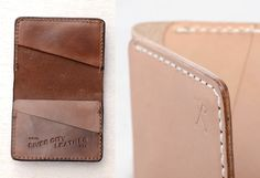 Card Wallet No. 2 | River City LeatherRiver City Leather