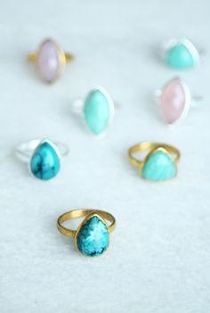 Goddess ring