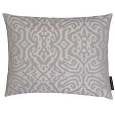 Maroc Weave Natural Rectangular Cushion