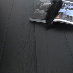 A chic addition to our beautiful range of Finished Flooring, we are proud to introduce Japan Black! Lightly brushed for maximum textural appeal and an inherent warmth lent from its American Oak heart make this flooring versatile. Kilim rugs and hides take on a new depth!  http://porterspaints.com.au/timbers/colours-and-finishes
