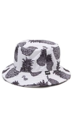 dd05a74aaf4 Neff Pineapple Bucket Hat at PacSun.com Dope Hats