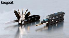 Keyport: Taschenmesser mit massig E-Funktionen - Engadget Deutschland