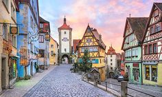german villages - Google Search