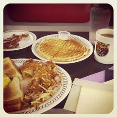 Chris Tackett instagram food photo