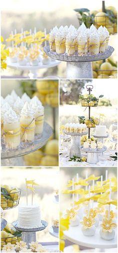 lemon garden party #garden party #entertaining