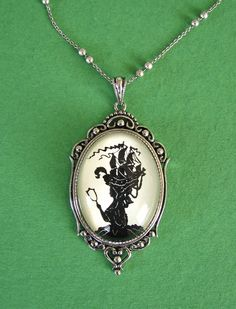SALE 30% OFF // Coupon code: SALE30 // Marie Antoinette Necklace, pendant on chain by tinatarnoff on Etsy https://www.etsy.com/listing/61071066/sale-30-off-coupon-code-sale30-marie