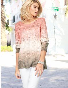 Laura Scott Ajourpullover im OTTO Online Shop