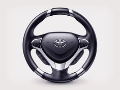 Steering Wheel by Asher