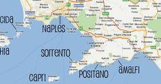 Roteiro de 6 dias pela Costa Amalfitana #viajar #viagem #itália #italy