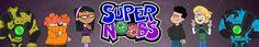 Supernoobs S01E02E03 720p HDTV x264-W4F