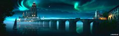 The Aurora Bridge - Tobias Roetsch