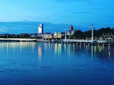 Lyon by night  Az esti Lyon #fivesneakers #wecollectmemories
