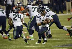 The Seattle Seahawks are valued at $1.081 billion