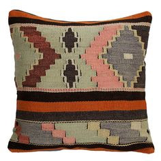 Flower Kilim Pillow