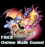 Prodigy is a FREE online math games for grades 1 to 6 that students actually want to play! www.prodigygame.com | #mathgames #math #edtech #gbl