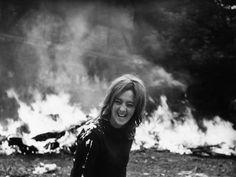 Marta, quemándolo todo.