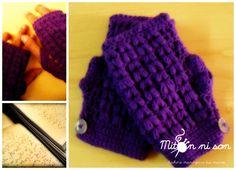 Tejido a crochet... BRAILLE