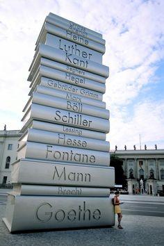 Berlin, Torre de Libros
