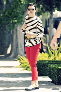 Ginnifer Goodwin, 4-10-12                                                       …