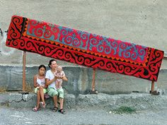 Kyrgyz by h.bissot, via Flickr
