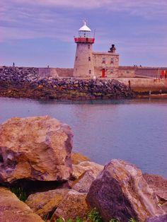 Howth, Ireland - Lighthouse