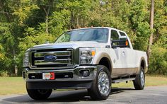2014 #Ford F-250 Crew Cab Lariat #Powerstroke #Diesel Jerry's Ford - Leesburg, VA www.jerrysflm.com    www.jerrysatuo.com