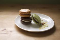 macarons by childerhouse, via Flickr