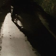 Water and tyre tracks on my drive home last night. Monoprint Artists, Printmaking, Tyre Tracks, Last Night, Monochrome, Water, Instagram, Gripe Water, Monochrome Painting