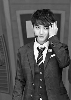 D.O 디오 from EXO 엑소